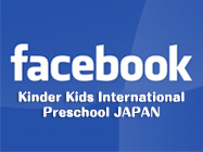 Kinder Kids Japan Facebook